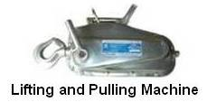 Lifting and Pulling Machine